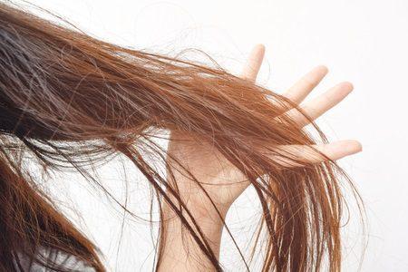 Hair damage compensation