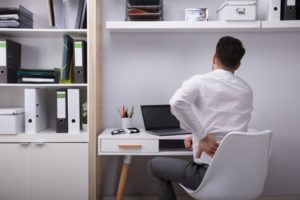 back injury at work compensation claims