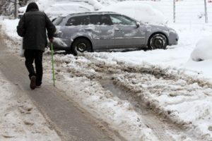 snow accident claims
