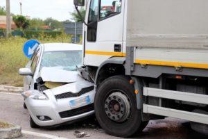 HGV accident