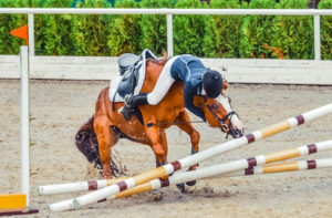 Horse Riding Injury