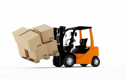 Forklift accident claim