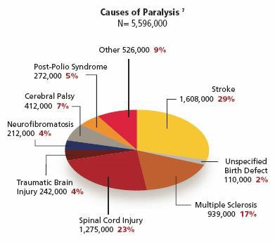 paralysis compensation claims