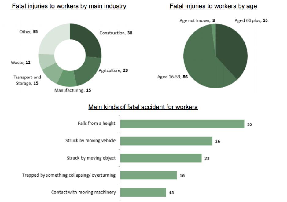 Crane accident statistics