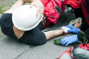 personal protective equipment injury claim