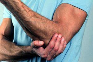 Broken elbow compensation