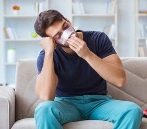 Broken nose compensation