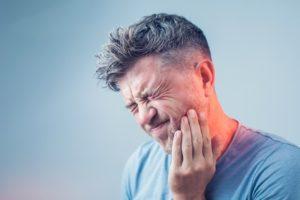 Broken tooth compensation