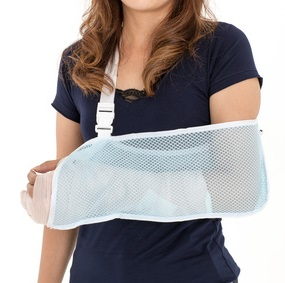 Fractured arm compensation