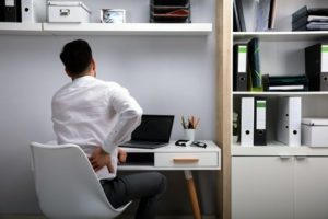 Pulled muscle at work compensation