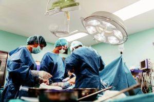 Surgical negligence compensation
