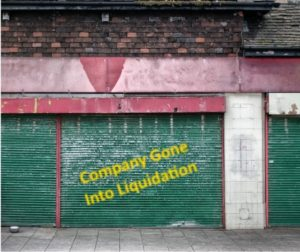 claim against a dissolved company