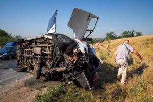 Spain bus/coach accident