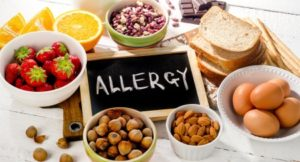 allergic reaction compensation claims
