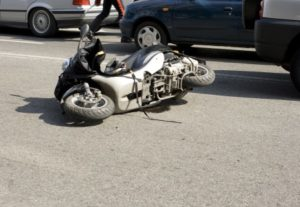 Moped accident Spain