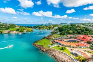 St Lucia holiday accident