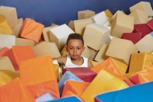 Kids soft play centre