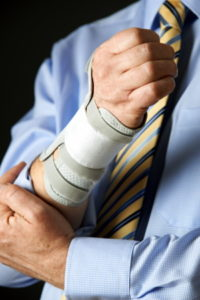 Repetitive strain injury claims against an employer