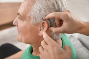 Hearing loss compensation claim