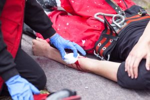 accident at work procedure
