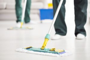 Mopping accident claims advice