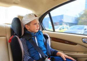 Child car accident claims