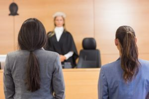 How many personal injury claims go to court