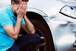 how can i prove fault in a car accident claim
