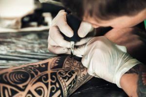 tattoo injury negligence claims