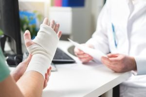 Tendon injury at work claims