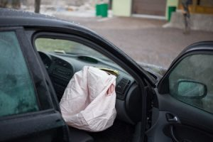 airbag injury compensation claim