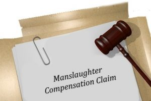 Manslaughter compensation claims guide