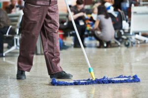 Slipped on wet floor in Sainsburys accident claims guide