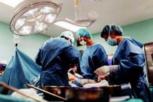 Surgical error claim