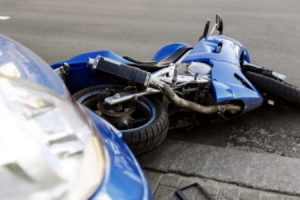 Motorcycle accident with no insurance