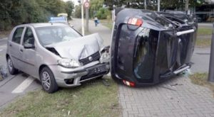 Faulty traffic light car accident claims