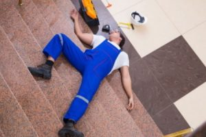 must you be an employee to claim for a workplace injury?